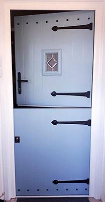 front view of stable door2