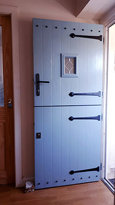 open view of stable door2