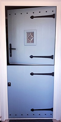 stable door testimonial Anglesey